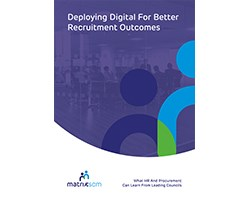 Deploying Digital For Better Recruitment Outcomes